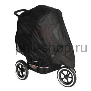 УФ защита (москитная сетка) для коляски Phil and Teds Dot