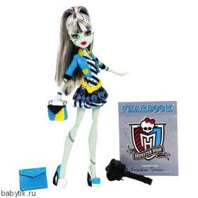 Фрэнки Штейн - Frankie Stein: День фотосессии. Monster High