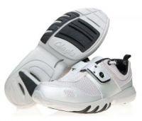 Кроссовки с дышащей подошвой Glagla Classic Silver 101006