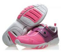 Кроссовки с дышащей подошвой Glagla Classic Gradation Pink 101054
