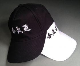 Бейсболка (MASTERAIKIDO) с вышивкой - AIKIDO