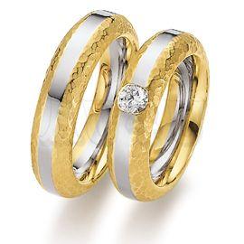 Обручальное кольцо LM 27296