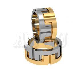 Обручальное кольцо LRa 162