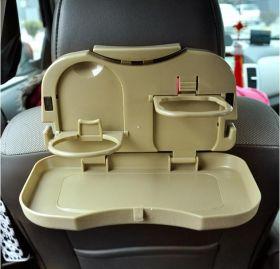 Универсальный складной столик в автомобиль