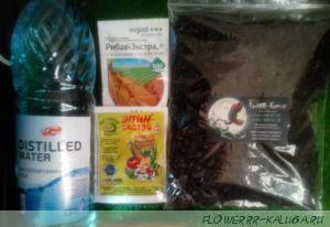 Набор для пересадки плотоядных растений