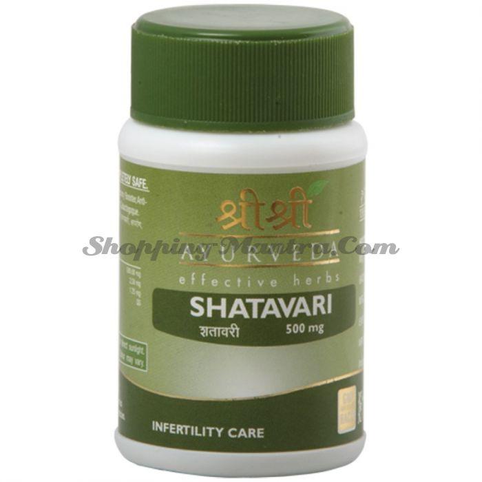 Шатавари для женского здоровья Шри Шри Аюрведа (Sri Sri Ayurveda Shatavari)