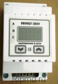 Реле контроля фаз Devolt-380