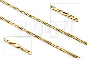 Золотая цепочка BLa 4599