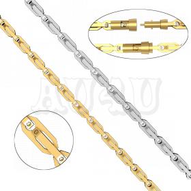 Золотая цепочка BLa 4605