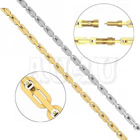 Золотая цепочка BLa 4607