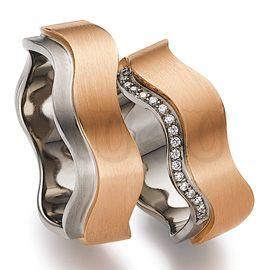 Обручальное кольцо LF 27337