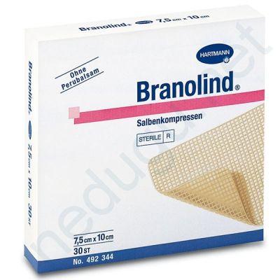 П.Хартманн Branolind N-мазь.пов7,5х10N30