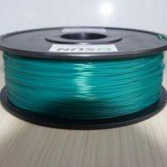 КатушкаPLA-пластикаESUN1.75мм1кг.,зеленая(PLA175G1)