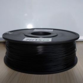 КатушкаPLA-пластикаESUN1.75мм1кг.,черная(PLA175B1)