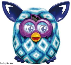 "Furby Boom ""Blue Diamonds"" - Ферби Бум ""Голубой бриллиант"""
