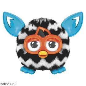 "Furby Furbling Creature ""Zigzag"" - Ферби малыш (Ферблинг) ""Зиг-Заг"""