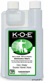 KOE Kennel Odor Eliminator (16 oz) 474 мл.
