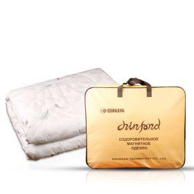 Турмалиновое одеяло с магнитными вставками