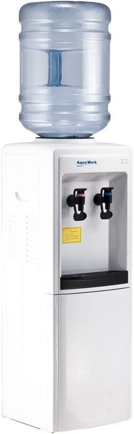 """Кулер  """"Aqua Work 0.7-LW/B""""  без нагрева и охлаждения"""