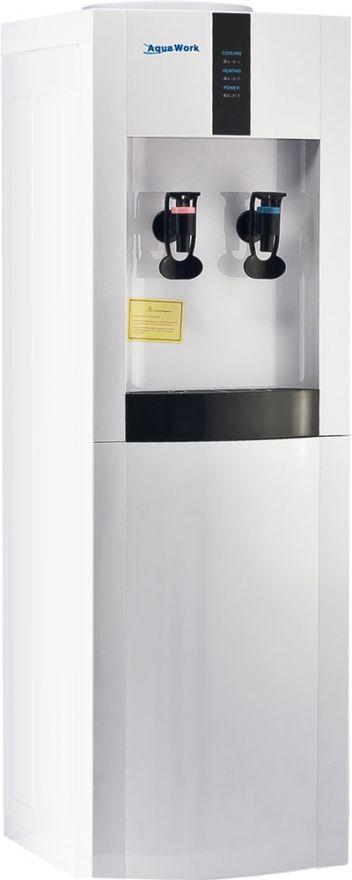 Кулер напольный для воды Aqua Work 16-LD/EN белый