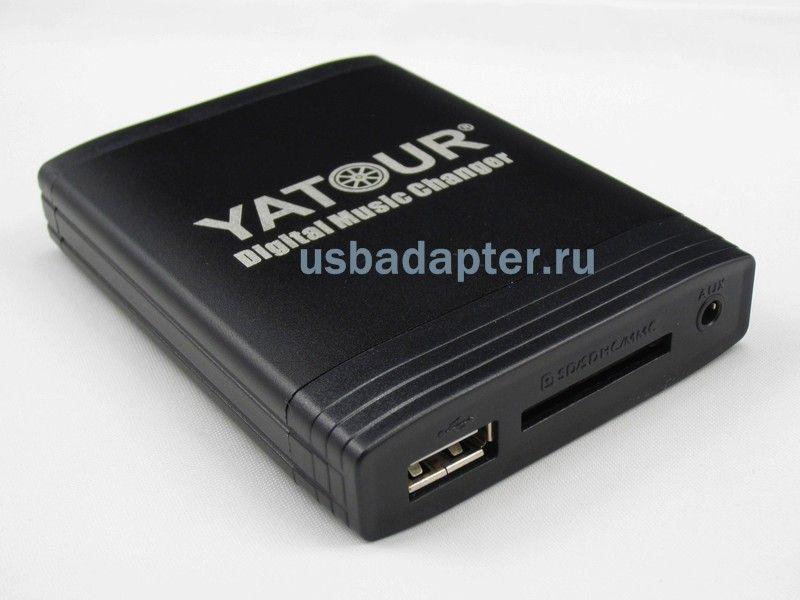 MP3 USB адаптер для автомагнитол YATOUR  YT-M06 ALPINE AI NET