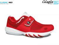 Кроссовки с дышащей подошвой Glagla Classic Red 141005
