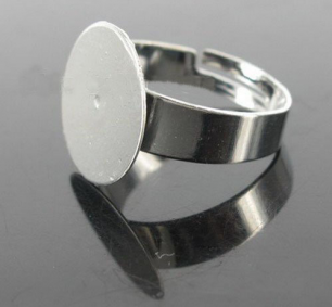 Кольцо для клея металлическое