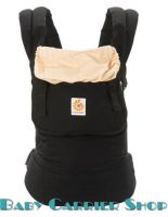 ERGO Baby CARRIER ORIGINAL COLLECTION Black with Camel BC6CANL