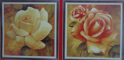 """Набор для вышивания крестом """"2 Розы"""""""