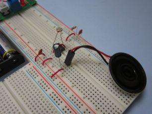 Генератор сигналов звуковой частоты