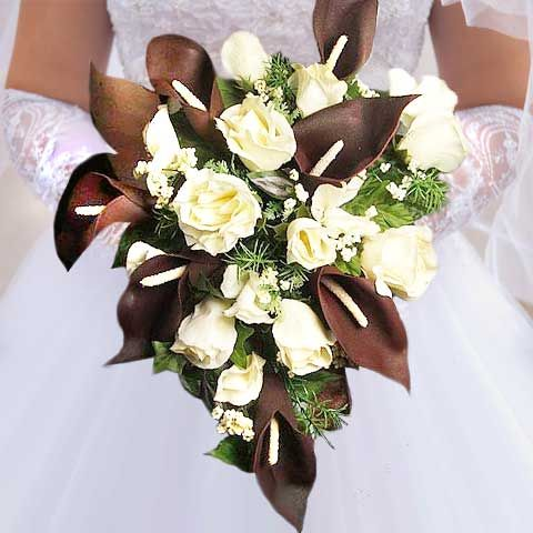 Свадебный букет невесты №10