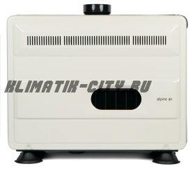 Газовый конвектор Alpine air M 120 дымоходный