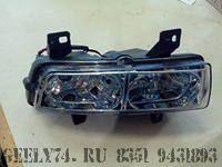 Фара противотуманная правая Geely Emgrand EC7 (sedan)