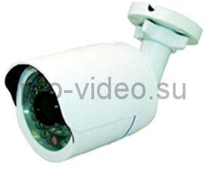 Уличная водонепроницаемая IP камера QIP-4DW10 Wi - Fi, POE