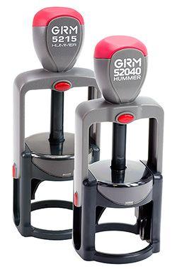 Оснастка автоматическая профессиональная для печатей GRM