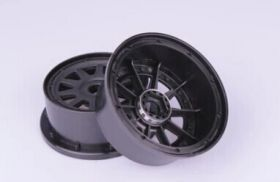 5SC Front Wheels w/ beadlocks & screws