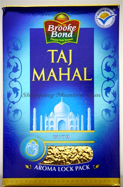 Черный чай Тадж Махал (Brooke Bond Taj Mahal Premium Tea)