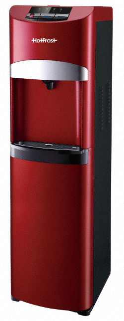 Кулер для воды HotFrost 45A red