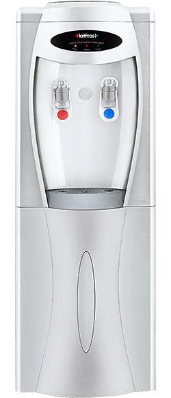 Кулер для воды HotFrost V208 BS с холодильником