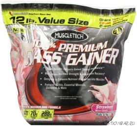 100% Premium Mass Gainer