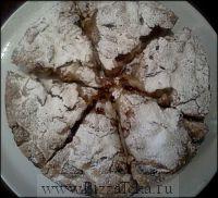 Шарлотка (домашний яблочный пирог)