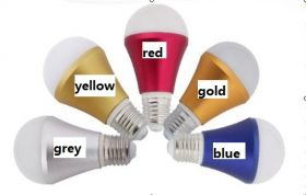 Лампа светодиодная KLED Е27 3W
