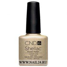 CND Shellac LOCKET LOVE 0.25oz/7.3мл