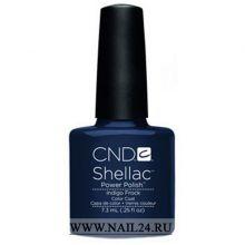 CND Shellac INDIGO FROCK 0.25oz/7.3мл