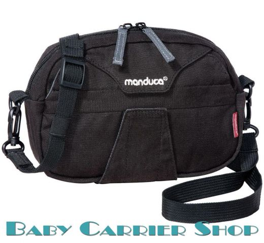 Поясная сумочка MANDUCA «POUCH Black» [Мандука черный]