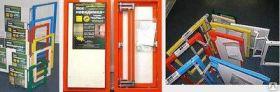Алюминиевый люк EuroFORMAT ЕСК 40-40
