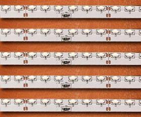 Лента светодиодная торцевая LUX LE5000 SMD3010 600LED 12V