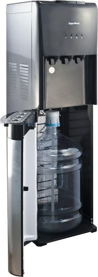 Санитарно- гигиеническая обработка кулера с нижней загрузкой