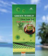 Чай «ЧИН ФЭЙ» (для очищения лёгких)