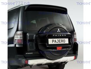 Чехол (колпак) запасного колеса, Ars-T, пластиковый, неокрашен, а/м 2007-09/2014